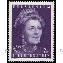 Liechtenstein 1971 Mi 544 ** Rodzina Książęca Flora