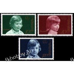 Liechtenstein 1975 Mi 620-22 ** Rodzina Książęca Marynistyka