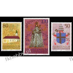 Liechtenstein 1985 Mi 878-80 ** Jan Paweł II Papież  Pozostałe