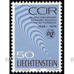 Liechtenstein 1979 Mi 728 ** CCIR Sport