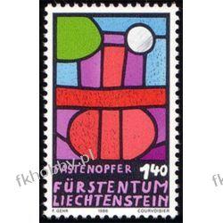 Liechtenstein 1986 Mi 895 ** Sztuka po 1945