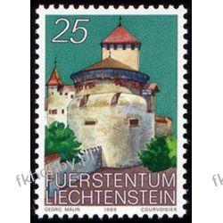 Liechtenstein 1989 Mi 962 ** Architektura po 1945