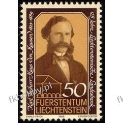 Liechtenstein 1986 Mi 902 ** Bank po 1945