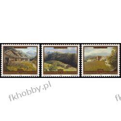Liechtenstein 1993 Mi 1056-58 ** Malarstwo Góry Natura Pozostałe