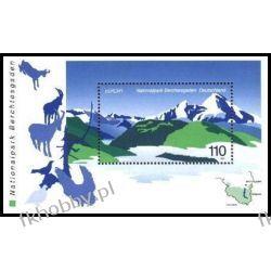Niemcy NRF 1999 Mi BL 47 ** Europa Cept Zwierzęta Góry Ssaki