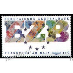 Niemcy NRF 1998 Mi 2000 ** Europa Cept Banknoty Pozostałe