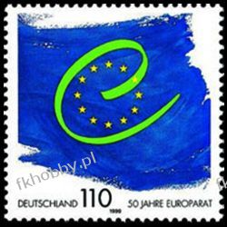 Niemcy NRF 1999 Mi 2049 ** Europa Cept Europarat Europa