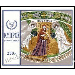 Cypr Gr 1969 Mi BL 7 ** Boże Narodzenie Polonica