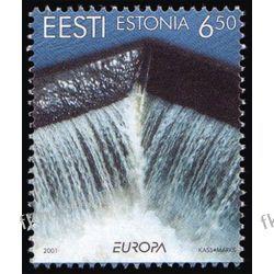 Estonia 2001 Mi 399 ** Europa Cept Natura Woda Pozostałe