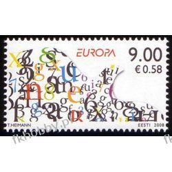 Estonia 2008 Mi 615 ** Europa Cept Pozostałe