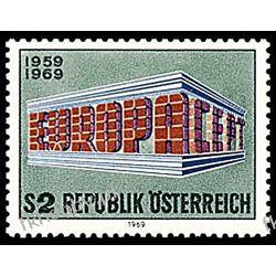 Austria 1969 Mi 1291 ** Europa Cept Filatelistyka