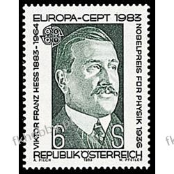 Austria 1983 Mi 1743 ** Europa Cept Nagroda Nobla Filatelistyka