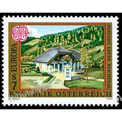 Austria 1990 Mi 1989 ** Europa Cept Architektura Pozostałe