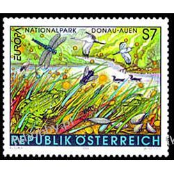 Austria 1999 Mi 2288 ** Europa Cept Owady Ptaki Owady