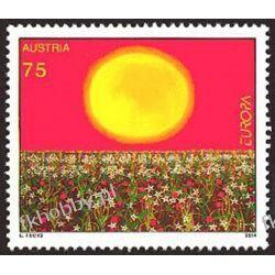 Austria 2004 Mi 2486 ** Europa Cept Kwiaty Pozostałe