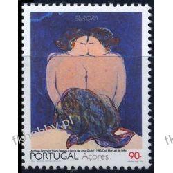 Portugalia Az 1993 Mi 434 ** Europa Cept Malarstwo Malarstwo