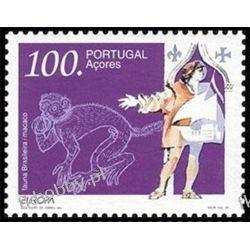 Portugalia Az 1994 Mi 446 ** Europa Cept Zwierzęta Małpa Pozostałe