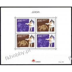 Portugalia Az 1994 Mi BL 14 ** Europa Cept Zwierzęta Małpa Ssaki