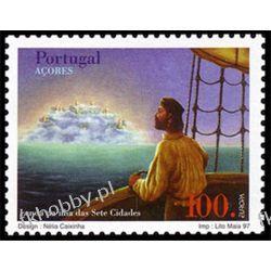 Portugalia Az 1997 Mi 466 ** Europa Cept Bajki Statek Pozostałe