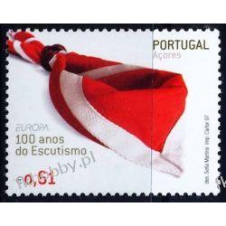 Portugalia Az 2007 Mi 531 ** Europa Cept Harcerstwo Pozostałe