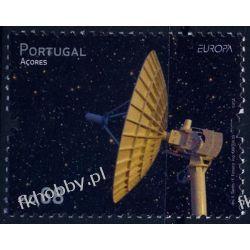Portugalia Az 2009 Mi 558 ** Europa Cept Kosmos Sport