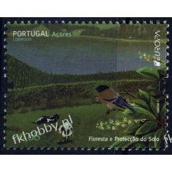 Portugalia Az 2011 Mi 569 ** Europa Cept Krowa Ptak Ssaki