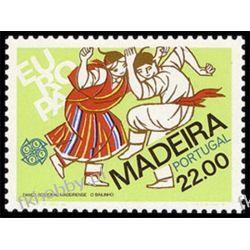 Portugalia Ma 1981 Mi 70 ** Europa Cept Folklor Taniec Polskie