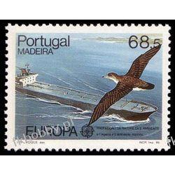 Portugalia Ma 1986 Mi 106 ** Europa Cept Statek Ptaki Filatelistyka