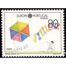 Portugalia Ma 1989 Mi 125 I ** Europa Cept Dzieci Filatelistyka