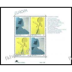 Portugalia Ma 1993 Mi BL 13 ** Europa Cept Malarstwo Malarstwo