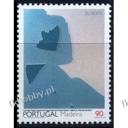 Portugalia Ma 1993 Mi 162 ** Europa Cept Malarstwo Malarstwo