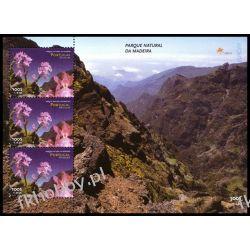 Portugalia Ma 1999 Mi Bl 18 ** Europa Cept Kwiaty Góry Marynistyka