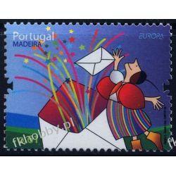 Portugalia Ma 2008 Mi 288 ** Europa Cept Listy Druk wklęsły