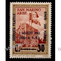 San Marino 1942 Mi 256 ** Wystawa Filatelistyczna Europa