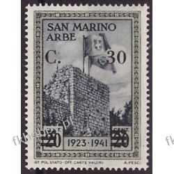 San Marino 1942 Mi 257 ** Gajarda Europa