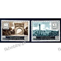 San Marino 1959 Mi 624-25 ** 100 lat Znaczka po 1945