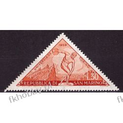 San Marino 1959 Mi 626 ** Sport Kolekcje