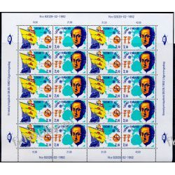 Finlandia 1992 Mi ark 1178-79 ** Europa Cept Kolumb Sport