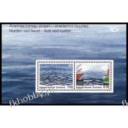 Grenlandia 2010 Mi BL 49 ** Morze Marynistyka Kolekcje