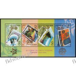 Macedonia 2005 Mi BL 13 ** Europa Cept Matka Teresa Filatelistyka