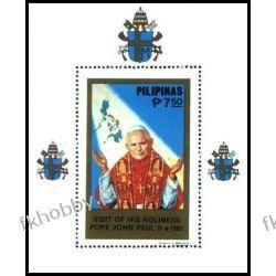 Filipiny 1981 Mi BL 15 ** Jan Paweł II Papież