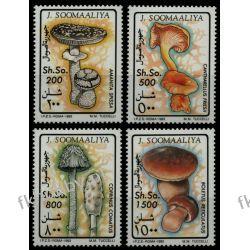 Somalia 1993 Mi 468-71 ** Grzyby Flora