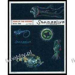 Somalia 1998 Mi BL 53 ** Ryby Ryba Morze Ryby