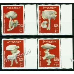 Somalia 2000 Mi 962-65 ** Grzyby Flora