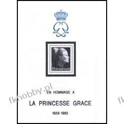 Monako 1983 Mi BL 22 ** Czesław Słania Księżna Grace Polonica