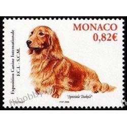Monako 2005 Mi 2741 ** Zwierzęta Pies Psy Ssaki