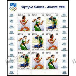 Irlandia 1996 Mi ark 932-33 ** Olimpiada Atlanta Sport Pozostałe
