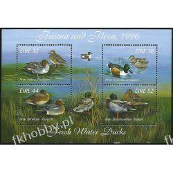 Irlandia 1996 Mi BL 20 ** Kaczki Ptaki Ptaki