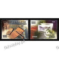 Białoruś 2008 Mi 705-06 ** Europa Cept Listy Kolekcje