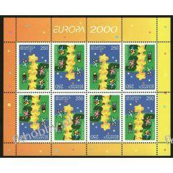 Białoruś 2000 Mi ark 369 ** Europa Cept Dzieci Pozostałe